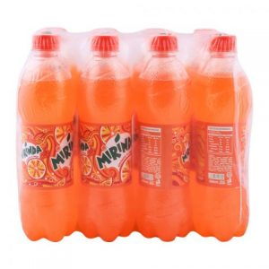 Mirinda Soft Drink Orange 24 x 500ml