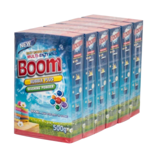 Boom Washing Powder ( 6 x 500g)