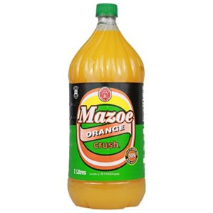 Mazoe Orange Crush (6 x 2L)
