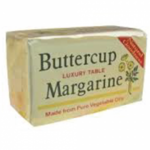 Buttercup/Stock Margarine 1 x 500g