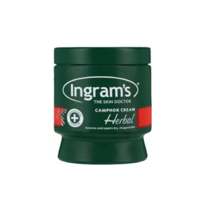 Ingram's Camphor Cream Herbal  (1 x500 ml)