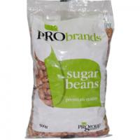 Dry Sugar Beans 10 x 500g