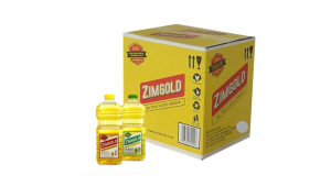 ZimGold Cooking Oil 12 x 2L-Box