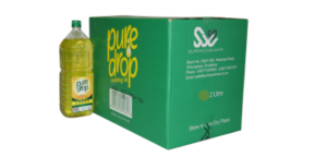 Pure Drop /Roil Cooking Oil (8 x 2L)-Box