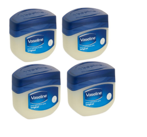 Vaseline  petroleum  (4 x 250ml)