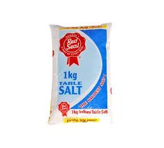 Red seal Salt 1kg x 10