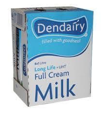 Dendairy Milk (6 x 1 L)