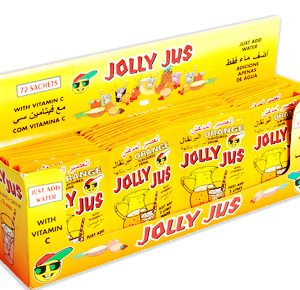 Jolly Jus (50 sachets)