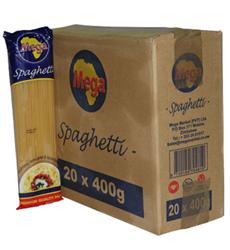 Mega Spaghetti (20 x 400g)