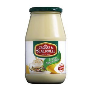 Crossie & Blackwell Mayonnaise (1 X  750g)