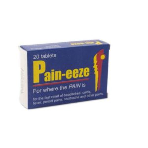 Pain eeze – Pain Killer (Box of 20 x 3)