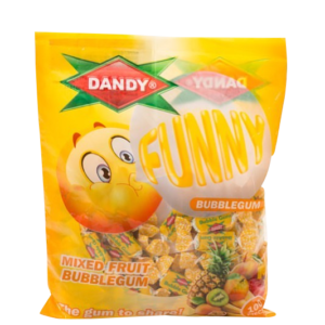 Dandy Bubble Gums 1 x 100pcs Banana