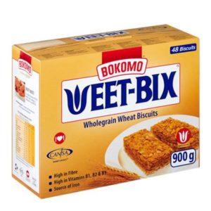 Weet Bix Bokomo 900g