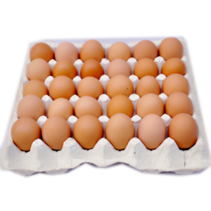 1 Crate Of Large Eggs