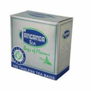 Tanganda Tagless Tea Bags 2 X 100s