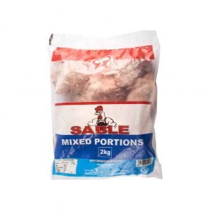 Chicken Mixed Portion  2kg