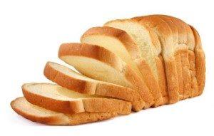 Sliced White Bread x 1