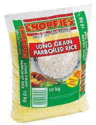 Parboiled Rice 10kg