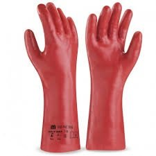PVC Gloves 45cm