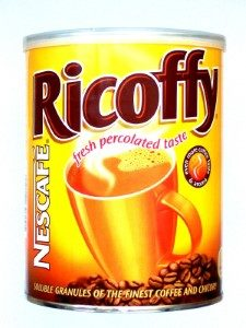 Nestle Ricoffy / Breakfast Coffee 100g