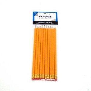 Hb PencilS X 10