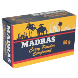 Madras Mild Curry Powder (50G)