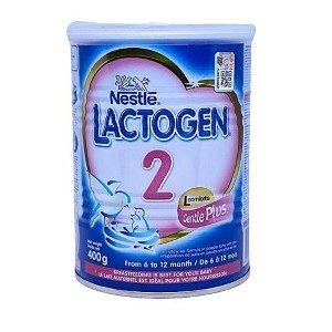 Nestle Lactogen 2 Infant Formula 6-12 months 400g