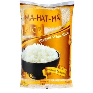Mahtma White Rice 2kg x 1-Single