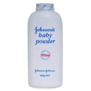 Johnsons Baby Powder 100g