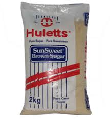 Brown /White Sugar 2kg Bulawayo & Harare only