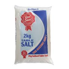 Red seal Salt 2kg x 1- Single