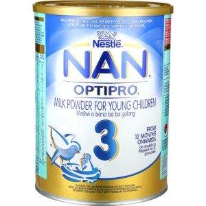 NAN Infant Formula NAN®3 OPTIPRO® 400 g.