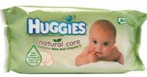 Huggies Wipes 64