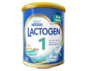 Nestle Lactogen 1 Infant Formula 0-6 months 400g