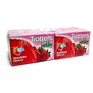 Assorted Flavours Jelly Poweder 75g x 4