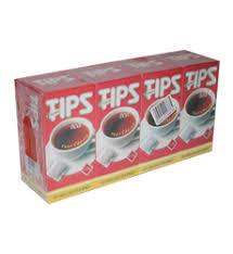 Tips Tea 4 x 250g