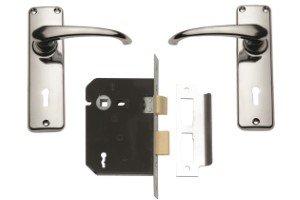 Handle and Key set